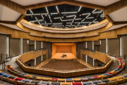 Performing Performance Arts Center Complex University of Texas Rio Grande Valley Larry Speck Page Southerland Page