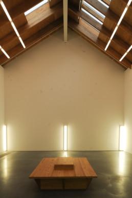 INTERIOR GALLERY Herzog de Meuron Parrish Museum Long Island Hamptons NY
