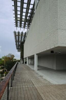 PAMM Perez Art Museum Miami Herzog de Meuron Architects Architecture Exterior