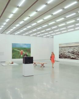 PAMM Perez Art Museum Miami Herzog de Meuron Architects Architecture Interior