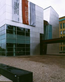 Kiasma Art Museum Helsinki Stephen Holl Interior