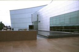 Kiasma Art Museum Helsinki Stephen Holl Exterior