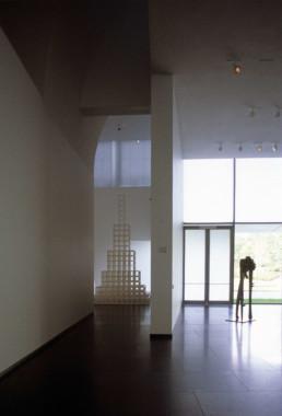 Nelson Atkins Museum Expansion Kansas City INTERIOR GALLERY CIRCULATION