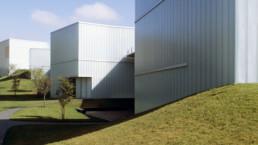 Nelson Atkins Museum Expansion Kansas City EXTERIOR day blue sky sun