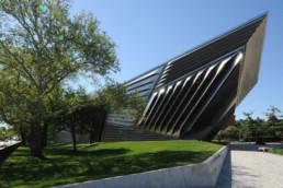 Zaha Hadid Eli Edith Broad Art Museum EXTERIOR