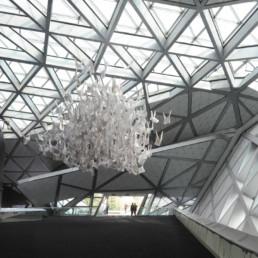 Larry Speck UTSOA Zaha Hadid Guangzhou Opera House China INTERIOR