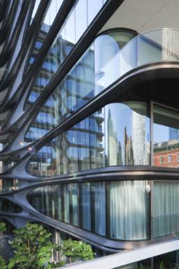 Zaha Hadid Highline Condos 520 West 28th Street Larry Speck