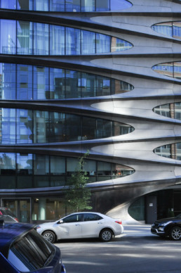 Zaha Hadid Highline Condos 520 West 28th Street Larry Speck