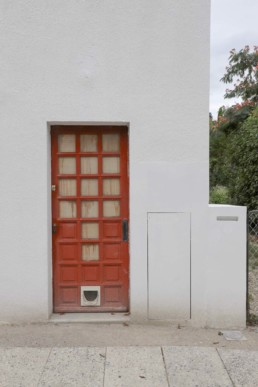 Corbusier Cité Frugès in Pessac, Refurbished Remodeled Renovated Workers Housing, Larry Speck