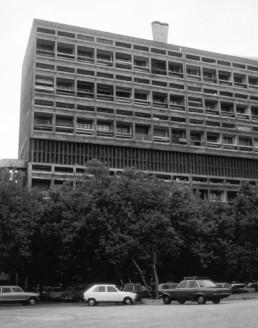 Le Corbusier Unité d'Habitation Larry Speck